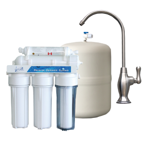 excalibur 5-stage reverse osmosis system