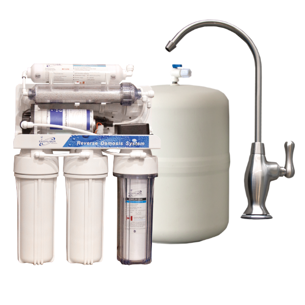 excalibur 7-stage reverse osmosis system