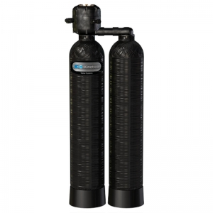 kinetico carbon backwashing filter