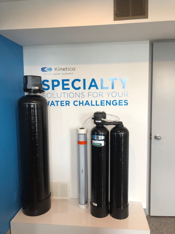 kinetico specialty filters