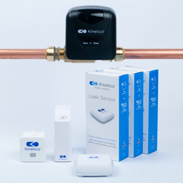 kinetico leak detection kit